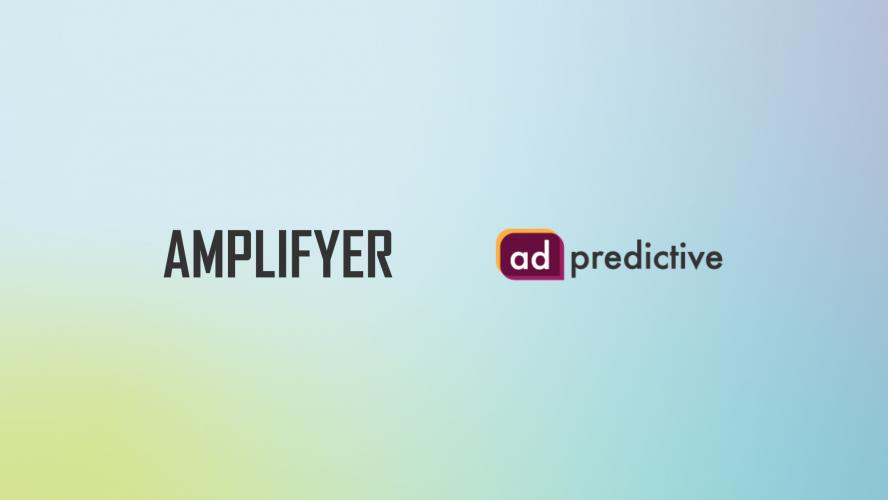 AdPredictive + Amplifyer